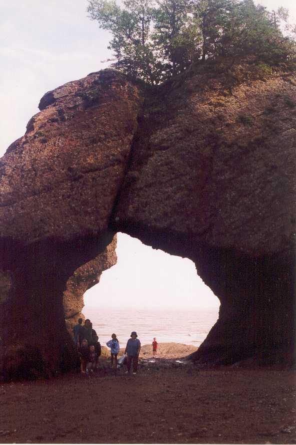 admire erosion