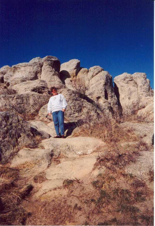 climb a hill